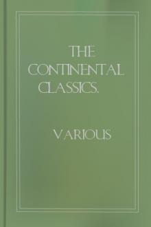 The Continental Classics, Volume XVIII by Various Authors
