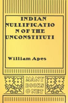 Indian Nullification of the Unconstitutional Laws of Massachusetts Relative to the Marshpee Tribe