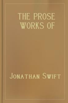 The Prose Works of Jonathan Swift, D.D., Volume IV by Jonathan Swift