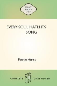Every Soul Hath Its Song by Fannie Hurst