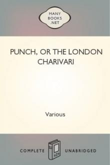 Punch, Or The London Charivari by Various