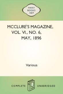 McClure's Magazine, Vol. VI., No. 6, May, 1896