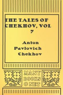 The Tales of Chekhov, vol 7