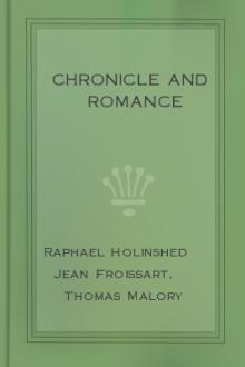 Chronicle and Romance by Unknown
