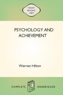 Psychology and Achievement by Warren Hilton