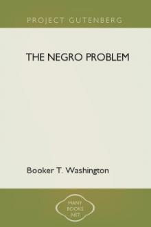 The Negro Problem by Unknown