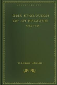 The Evolution of an English Town by Gordon Home