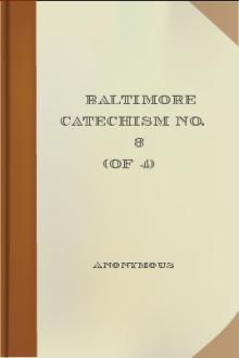 Baltimore Catechism No. 3 (of 4) by Anonymous