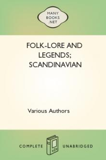 Folk-Lore and Legends; Scandinavian by Unknown