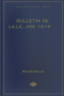 Bulletin de Lille, Jan. 1916 by Anonymous