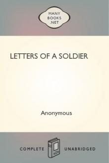 Letters of a Soldier