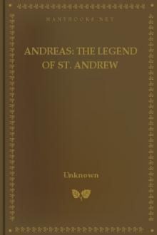 Andreas: The Legend of St. Andrew by Unknown