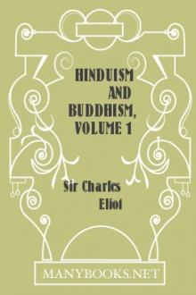 Hinduism and Buddhism, Volume 1
