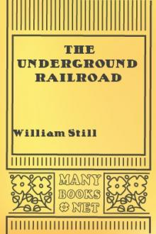 The Underground Railroad by William Still