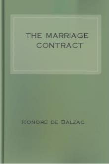 The Marriage Contract by Honoré de Balzac