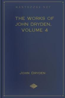 The Works of John Dryden, Volume 4