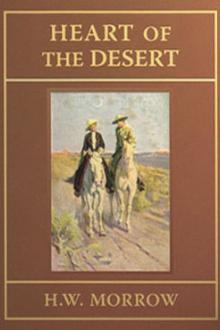 The Heart of the Desert by Honoré Willsie