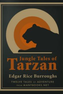 Jungle Tales of Tarzan by Edgar Rice Burroughs