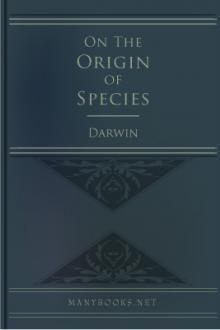 Ebook of the origin species