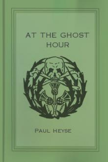 At the Ghost Hour by Paul Heyse
