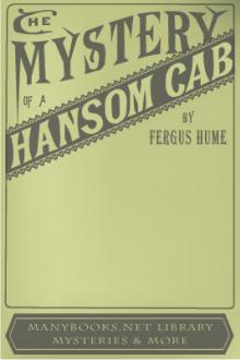 The Mystery of a Hansom Cab by Fergus Hume
