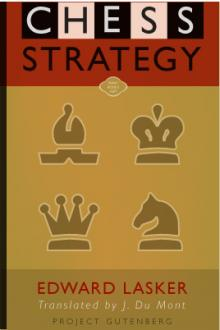 Chess Strategy by Edward Lasker