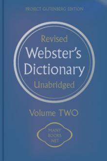 Webster's Unabridged Dictionary [2nd 1000 Pages] by Unknown
