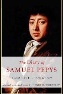 The Diary of Samuel Pepys by Samuel Pepys