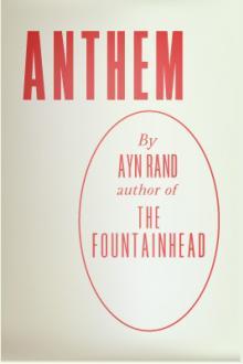 Anthem By Ayn Rand Free Ebook