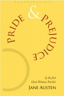 PRIDE AND PREJUDICE EBOOK DOC PDF