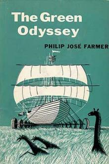 The Green Odyssey by Philip José Farmer