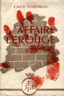 L'Affaire Lerouge by Emile Gaboriau