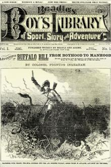 Beadle's Boy's Library of Sport, Story and Adventure, Vol. I, No. 1. by Prentiss Ingraham
