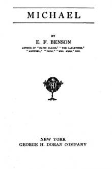 Michael by E. F. Benson