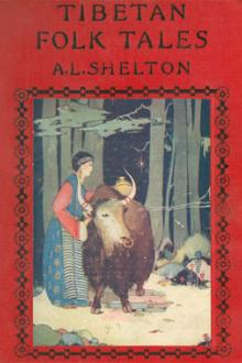 Tibetan Folk Tales by A. L. Shelton
