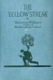The Yellow Streak by Valentine Williams