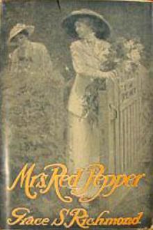 Mrs. Red Pepper
