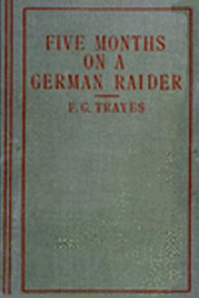 Five Months on a German Raider by Frederic George Trayes