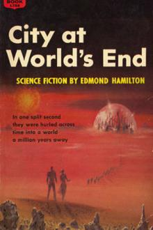 City at World's End by Edmond Hamilton