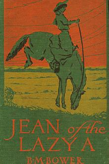 Jean of the Lazy A by B. M. Bower