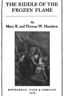 The Riddle of the Frozen Flame by Mary E. Hanshew, Thomas W. Hanshew
