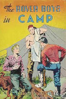 The Rover Boys in Camp by Edward Stratemeyer