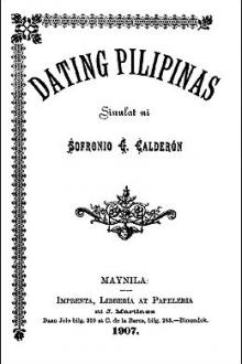 Dating Pilipinas by Sofronio G. Calderón