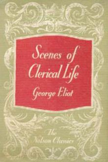 Scenes of Clerical Life by George Eliot