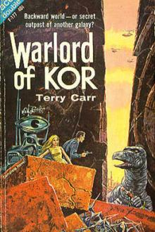 Warlord of Kor by Terry Gene Carr
