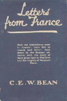 Letters from France by C. E. W. Bean