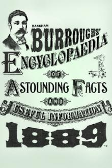 Burroughs' Encyclopaedia of Astounding Facts and Useful Information, 1889 by Barkham Burroughs