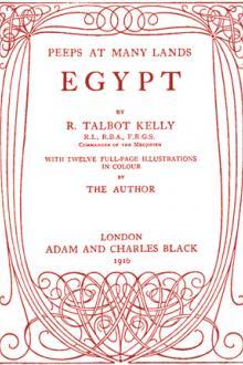 Peeps at Many Lands: Egypt