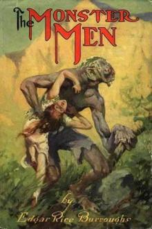 The Monster Men by Edgar Rice Burroughs