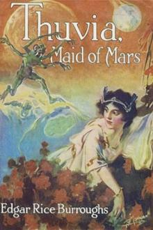 Thuvia Maid of Mars by Edgar Rice Burroughs